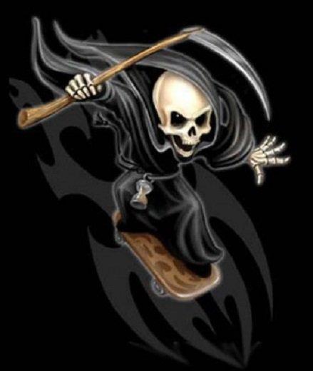 death la faucheuse