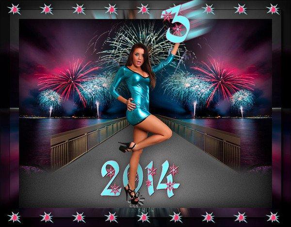 Je vous souhaite à tous une très bonne année 2014