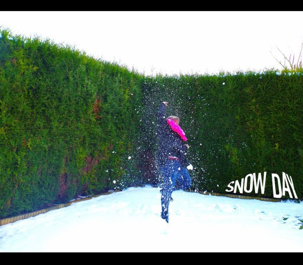 Snow day♥