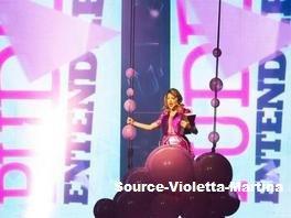 Pack numéro 1 de Violetta En Vivo