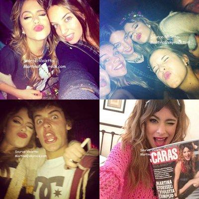 """L'équipe de Violetta a gagné le Premios Gardel pour le """"meilleur album bande son de TV"""""""