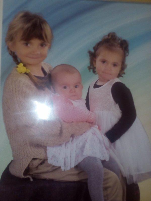 mes trois filles