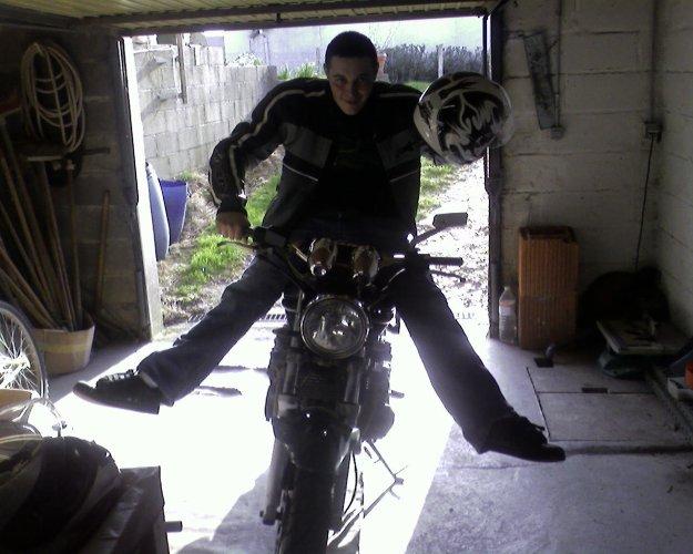 la moto bien plus k'une passion