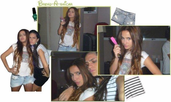 Photos perso  -  Bren y sus amigos  -  Brenda et encore des fans
