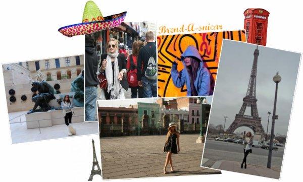 Photoshoot  -  Digamos presente  -  Tour du monde