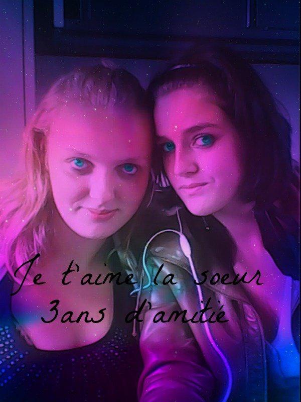 La soeur et Moi ♥!