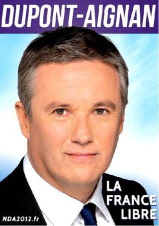 Nicolas Dupont Aignan