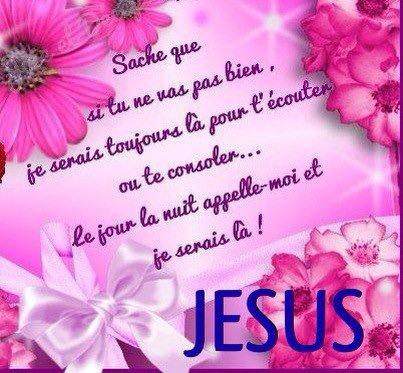 Message de Jésus pour vous tous
