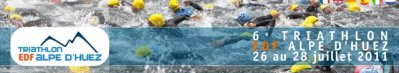 Triathlon Longue distance de l'Alpe d'Huez - Mercredi 27 juillet 2011