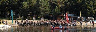 Festival du triathlon en Capcir, une bonne destination pour le tri