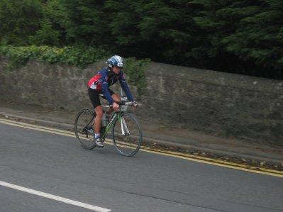Ironman Wales inside