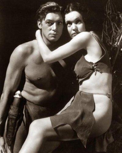 Liste Film Tarzan avec Johnny Weissmuller