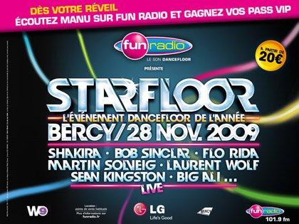 starfloor 2009