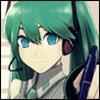 Belle , cheveux sublime , magnifique voix...Hatsune Miku !