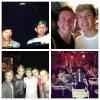 Niall et Harry au concert de McFly cette nuit. (07-08/09) ❤