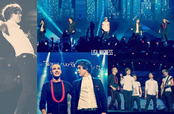 Vidéo +Photo Madison Square Garden 03/12/12