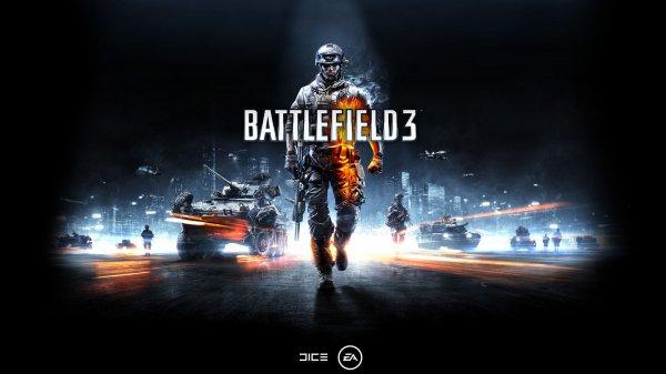 Mon avancement dans Battlefield 3