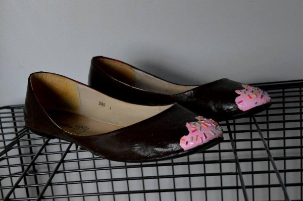 Chaussures gourmandes