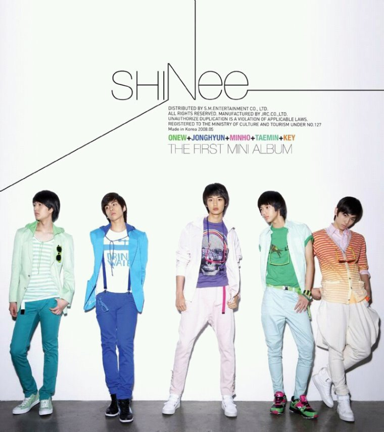 SHINee Song Partie I