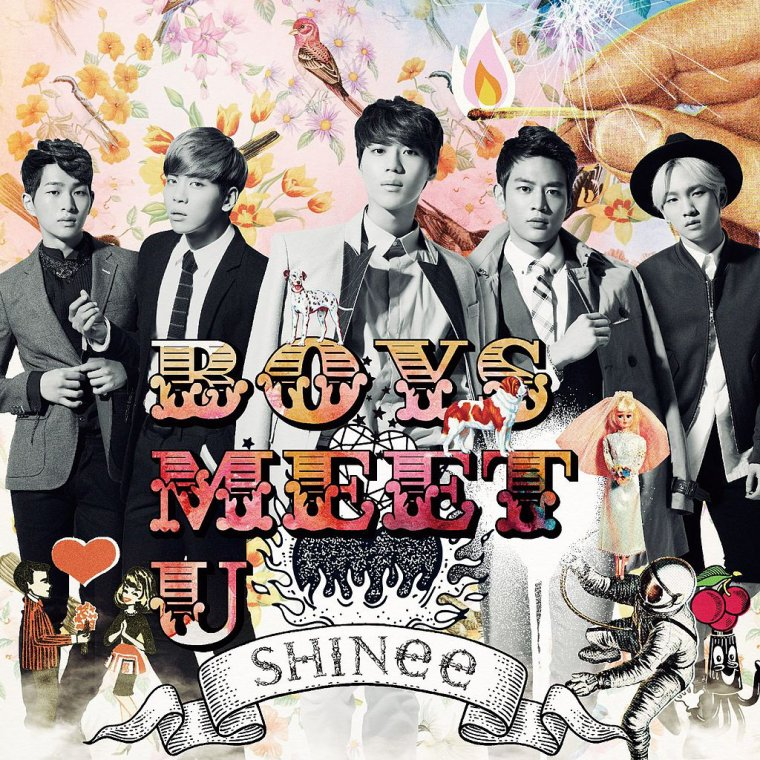 SHINee Song Partie 2