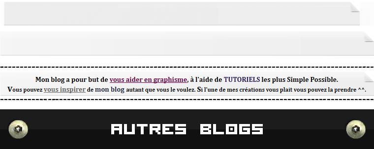 Article archive : Bienvenue , Pages, Autres Blogs , Polices écrire tout petit