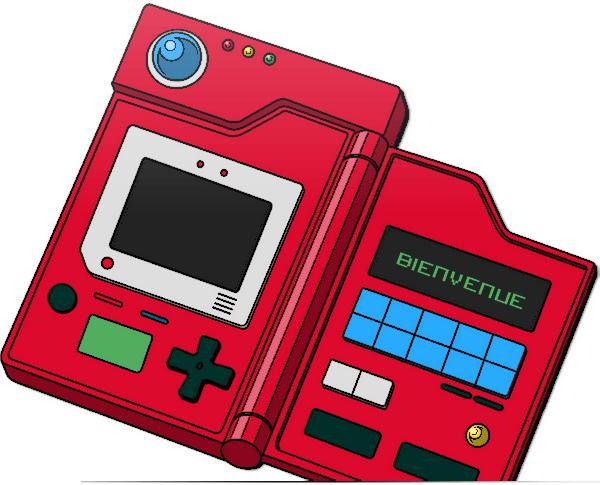 Retouche/Amélioration graphique : Pokedex Pokemon saison 1