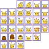 Pokemon : Les humeurs de Pikachu (Pokemon Jaune)