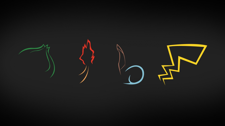 Pack Minimaliste : Marvel Heros & Pokemon