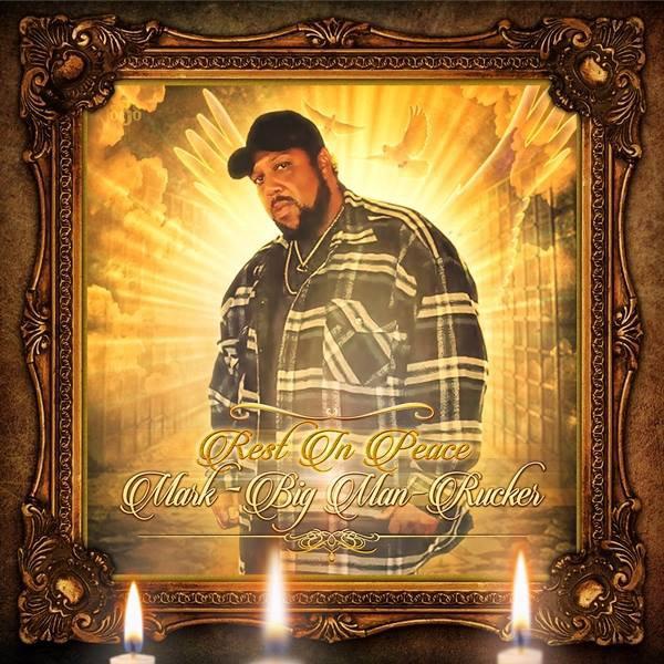 Repose en paix Mark Rucker.