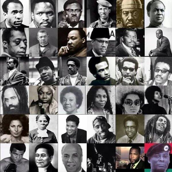 Référence exemplaire pour la jeunesse noir