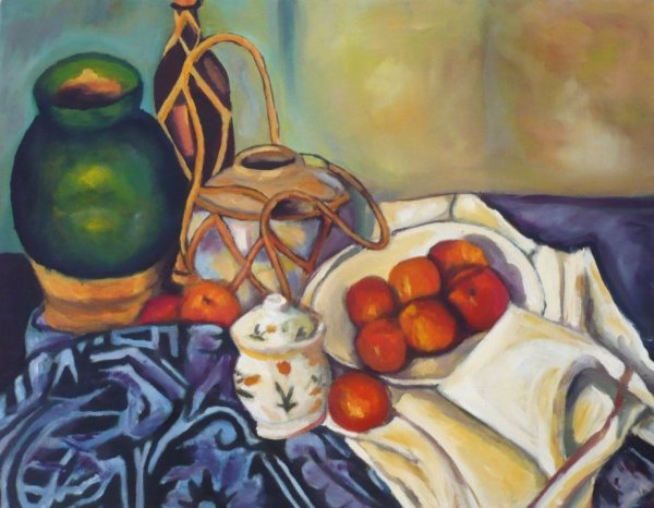 Nature morte  ( reproduction )