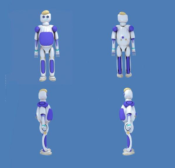 Robot Projet 3d