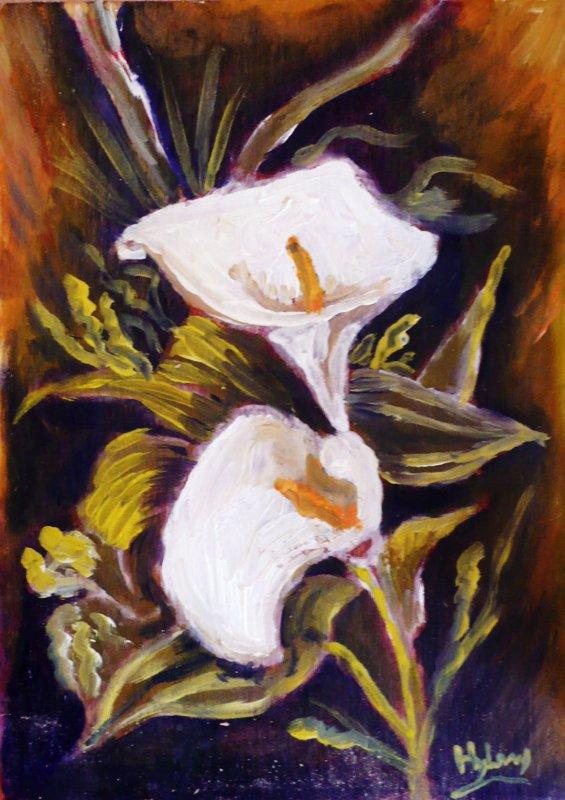 Peintue a huile