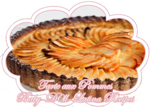 ღ Tarte aux Pommes ღ   [ ღ Baby-D0ll-Latina-Recipes ღ ]