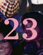 Calendrier de l'Avent #Jours 23