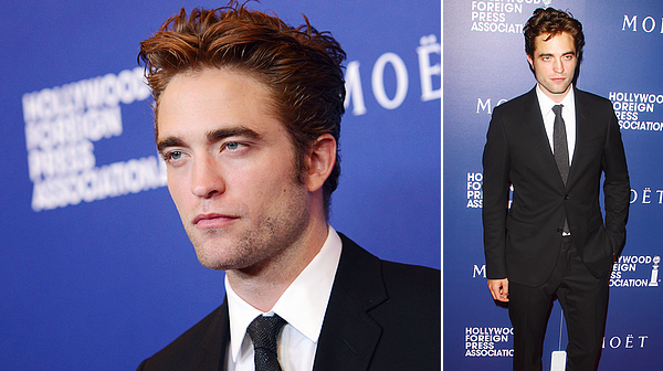 Rob At The HFPA's Grants Banquet - August 14th