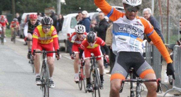 Cyclisme - Grand-prix d'ouverture à Nohic, hier