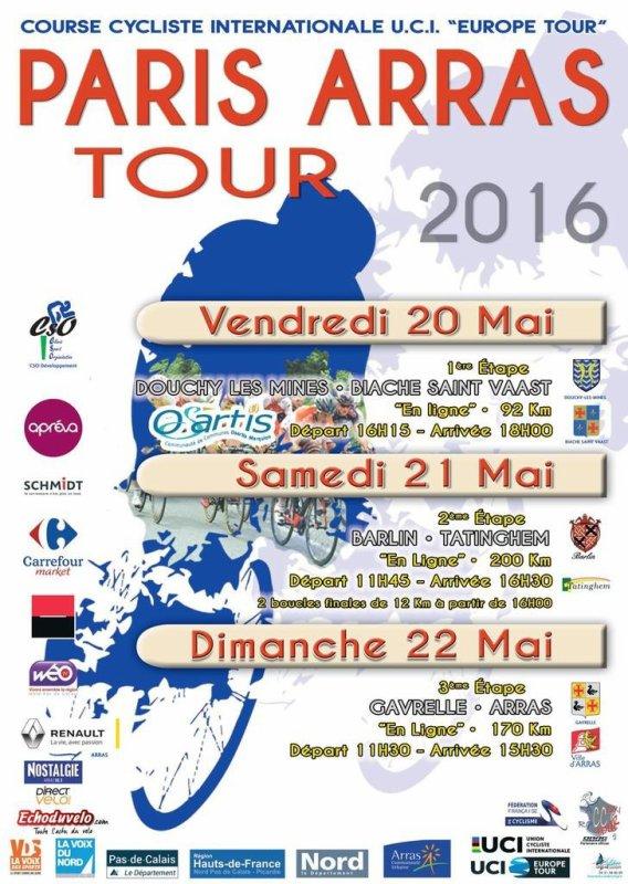 PARIS ARRAS  TOUR #1