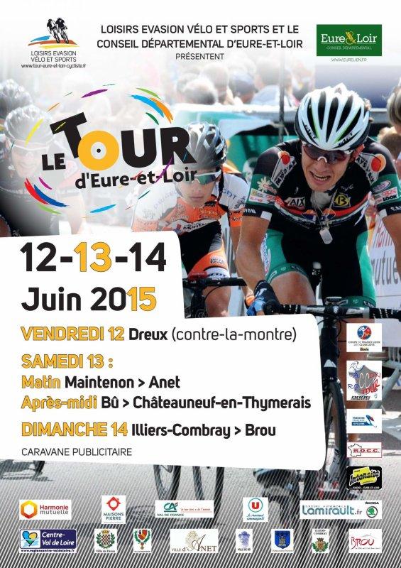 TOUR D' EURE ET LOIR #2/3