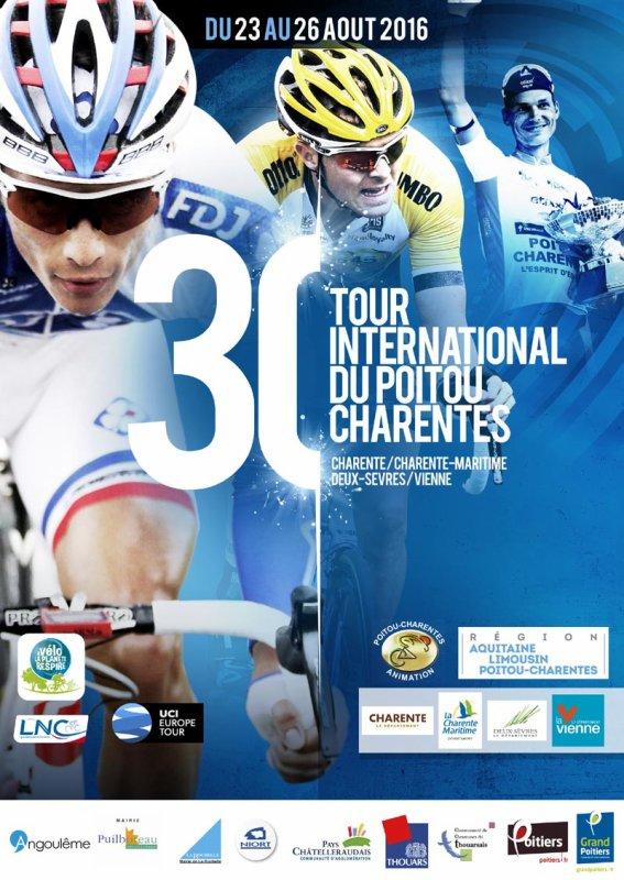 Coup double pour Van Asbroeck lors de la 2ème étape du Tour du Poitou-Charentes