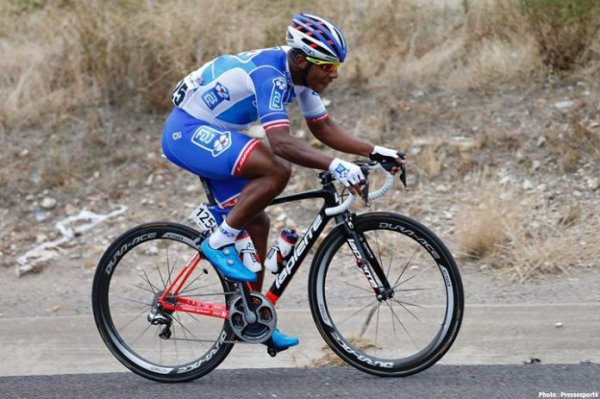 TOUR DOWN UNDER  .#6 RICHIE A LA PORTE DU 1ER SUCCES 2017