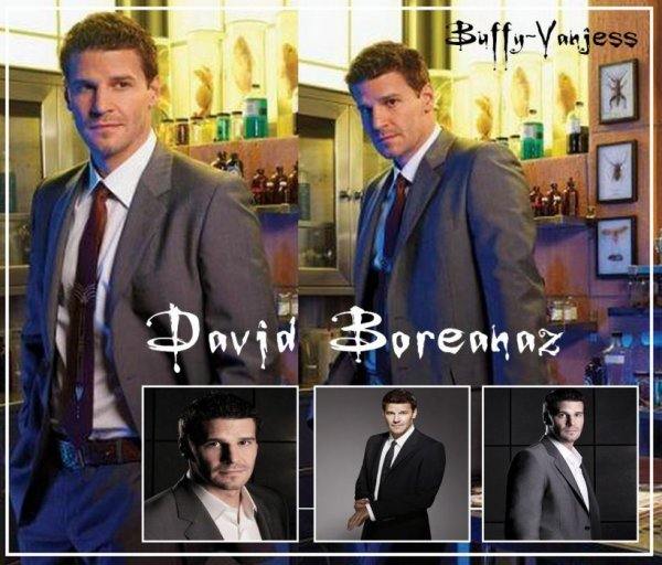 Angel  David Boreanaz