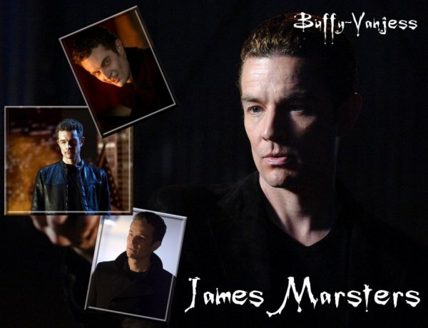 Spike James Marsters