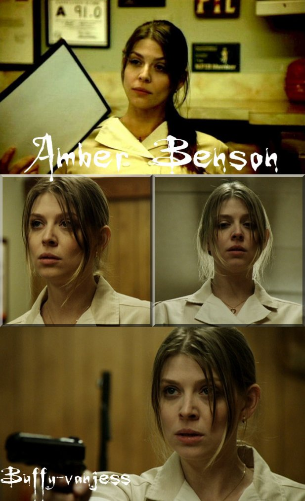 Tara MaClay Amber Benson