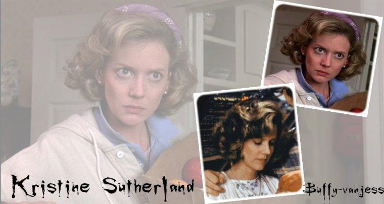 Joyce Summers  Kristine Sutherland