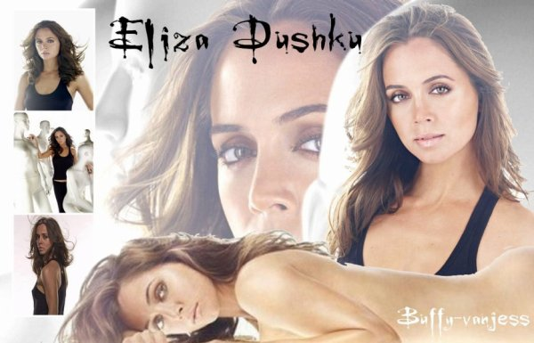 Faith Lehane Eliza Dushku