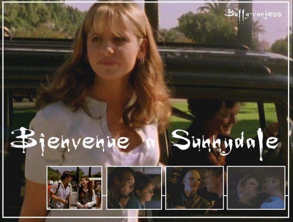 1. Bienvenue à Sunnydale 2. Bienvenue à Sunnydale