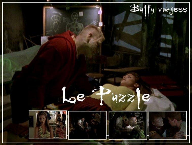13. La métamorphose de Buffy  14. Le puzzle
