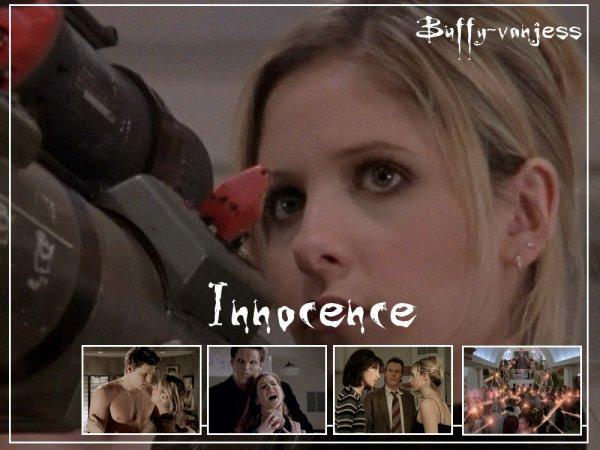 25. Innocence 26. Innocence