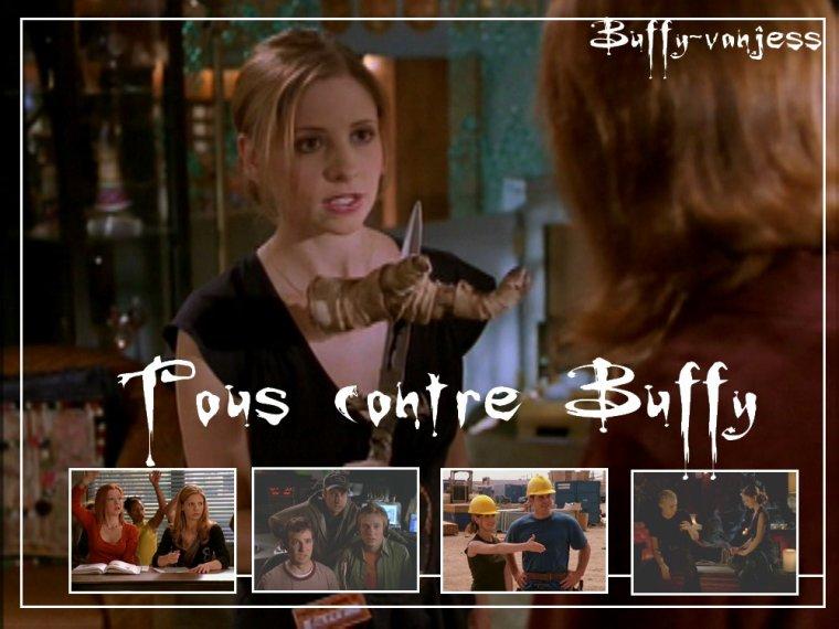 105. Tous contre Buffy 106. Baiser mortel